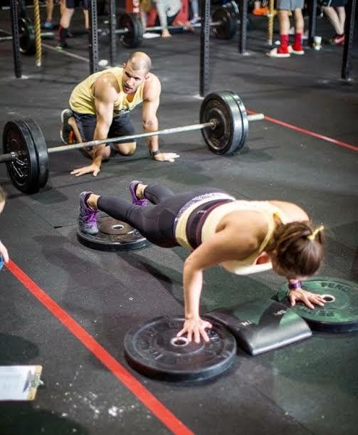 MP CrossFit Tulsa 022016