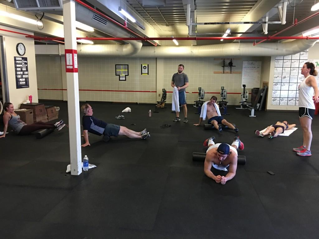 MP CrossFit Tulsa 022216