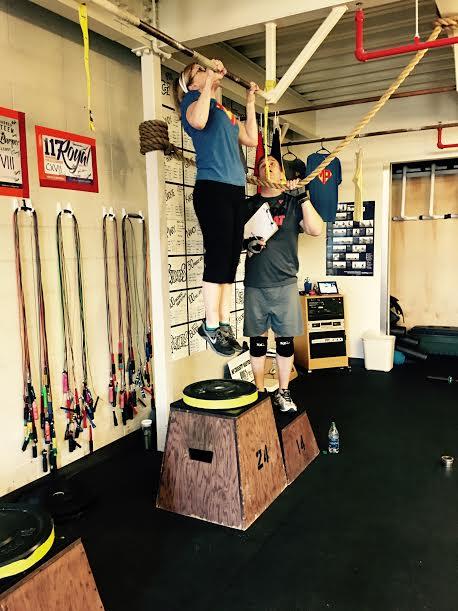 MP CrossFit Tulsa 030216