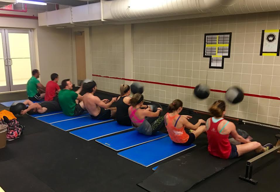 MP CrossFit Tulsa 031016
