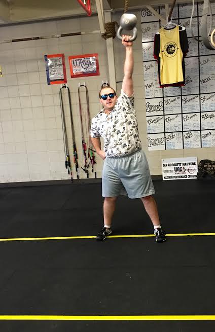 MP CrossFit Tulsa 031116