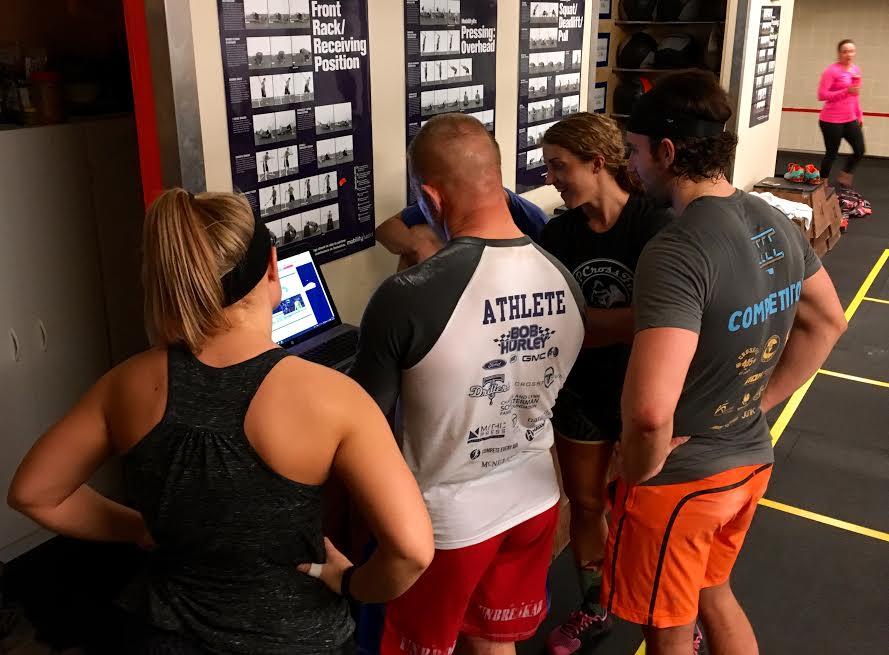 MP CrossFit Tulsa 031216
