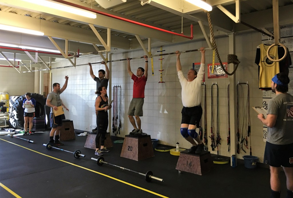 MP CrossFit Tulsa 031516