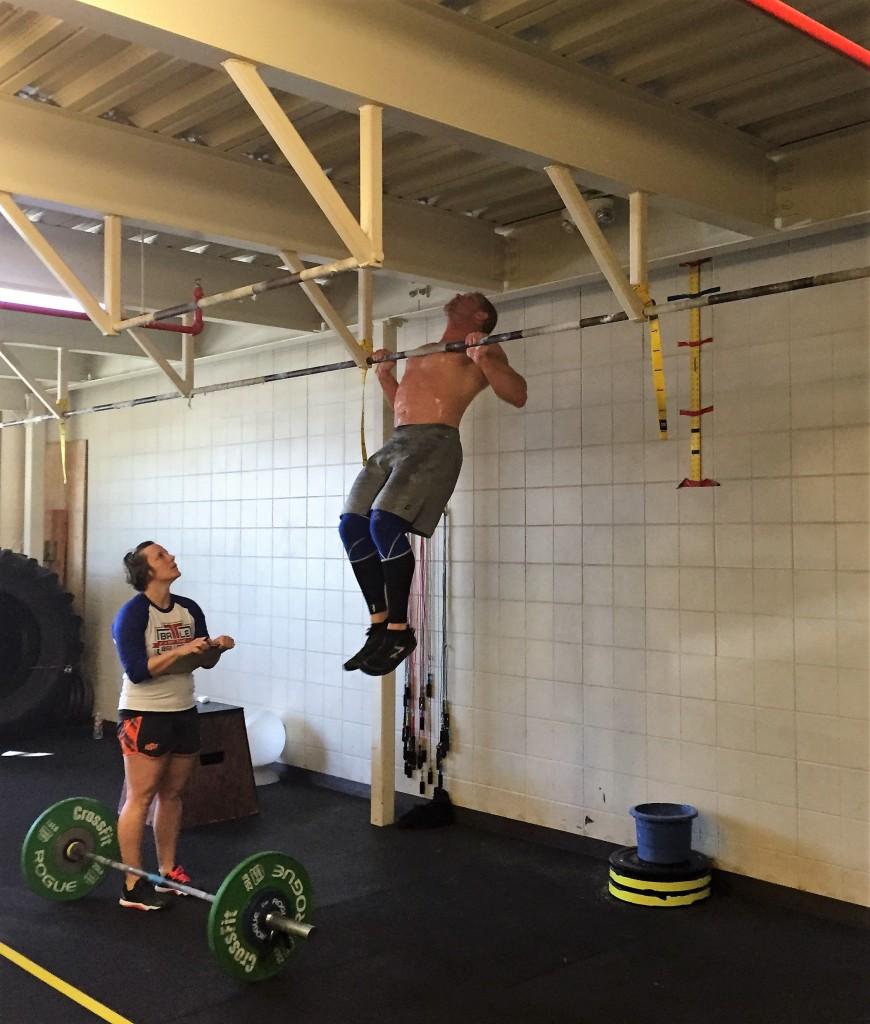 MP CrossFit Tulsa 031616