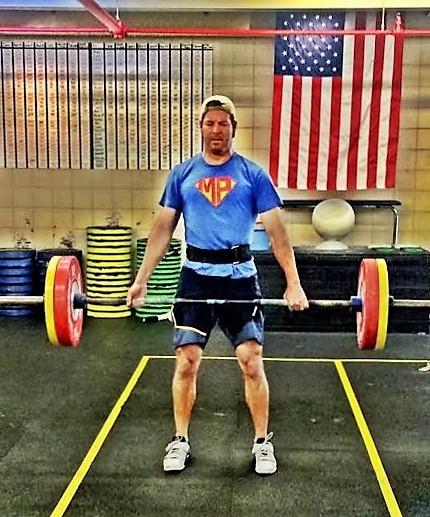 MP CrossFit Tulsa 032116