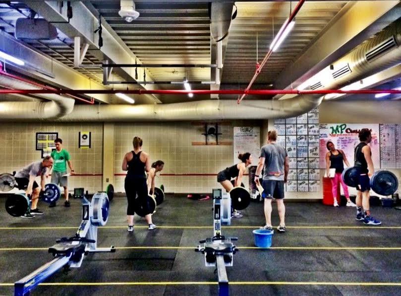 MP CrossFit Tulsa 032216