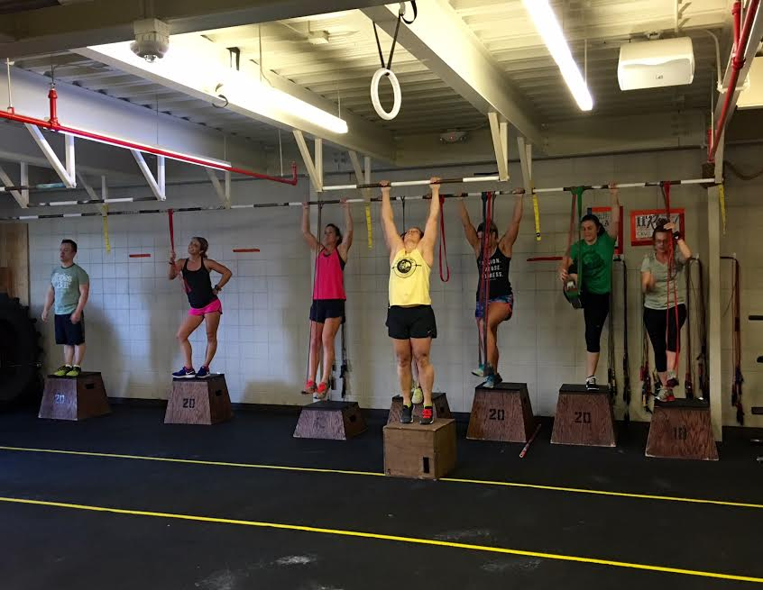 MP CrossFit Tulsa 032416
