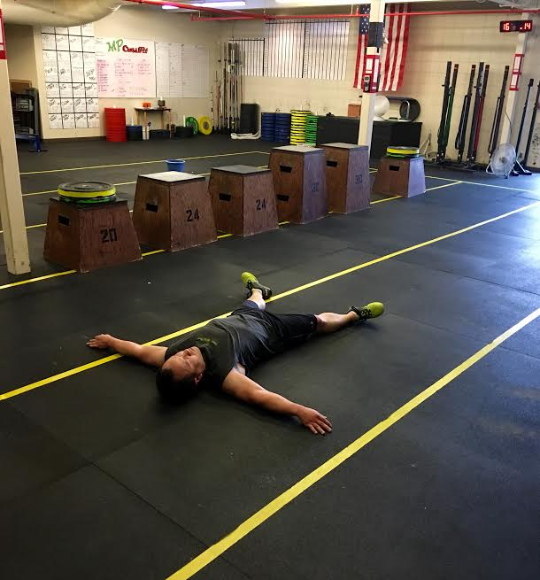 MP CrossFit Tulsa 033116