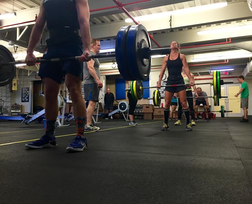 MP CrossFit Tulsa 040116