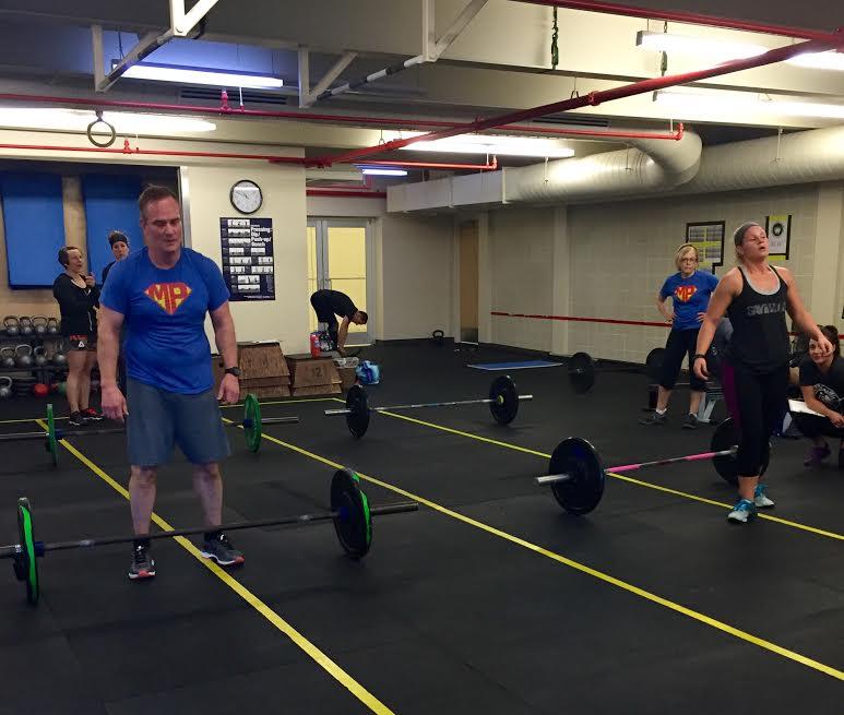 MP CrossFit Tulsa 040216
