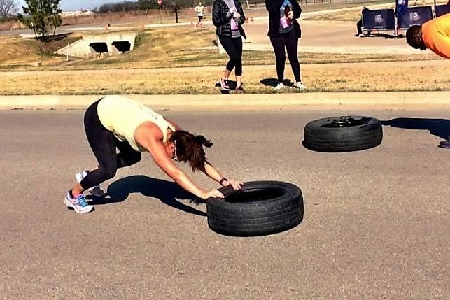 MP CrossFit Tulsa 040416