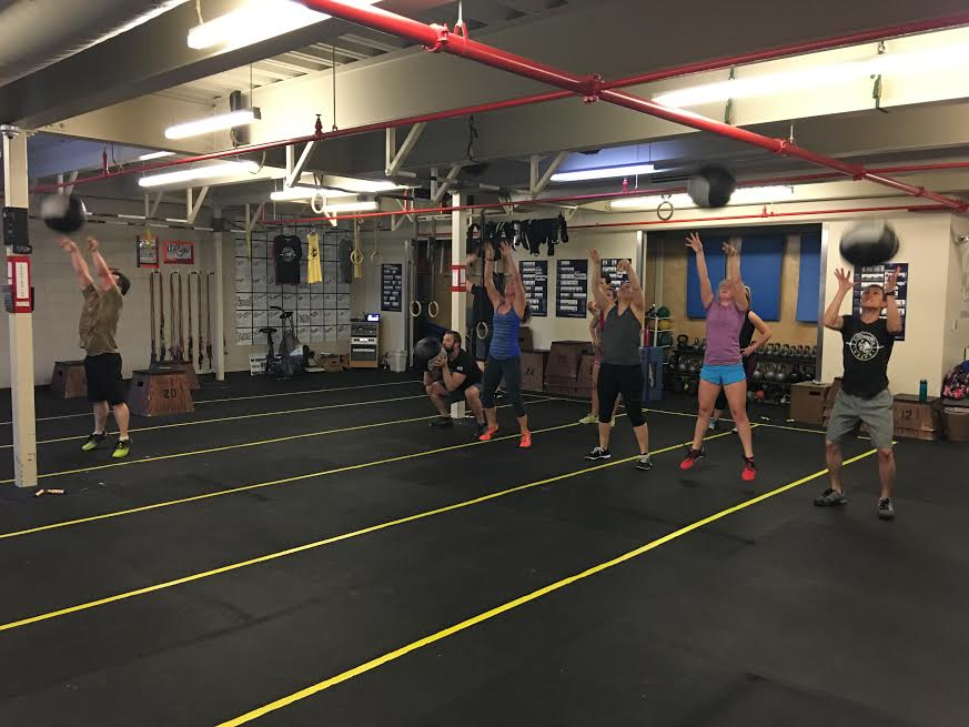 MP CrossFit Tulsa 041216