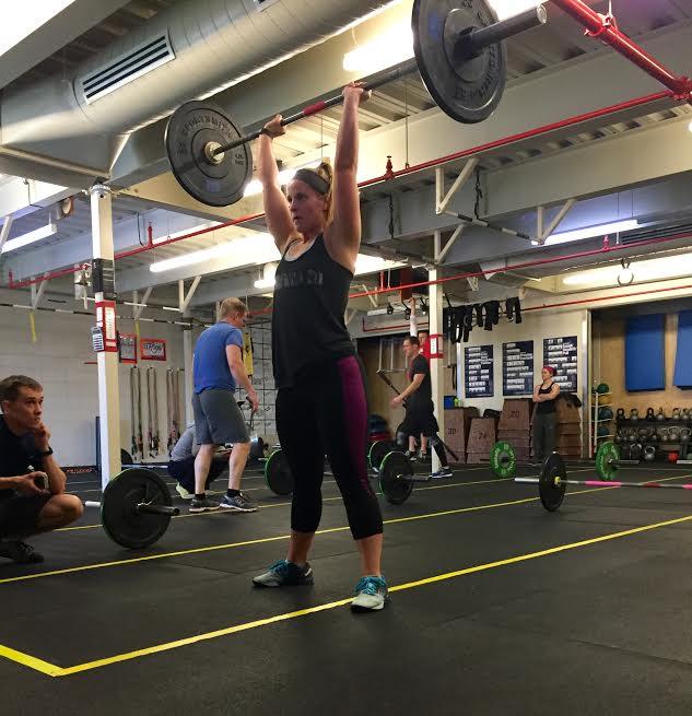 MP CrossFit Tulsa 041316