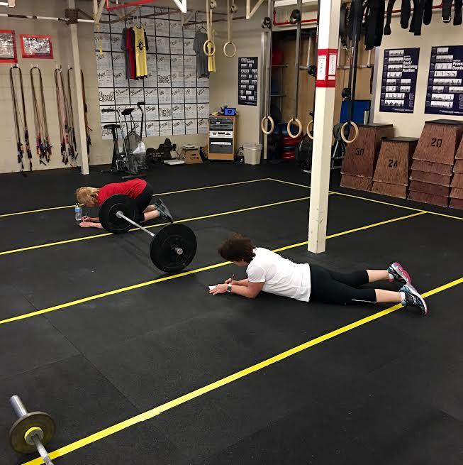 MP CrossFit Tulsa 041416