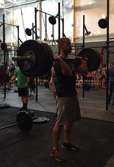 MP CrossFit Tulsa 041916
