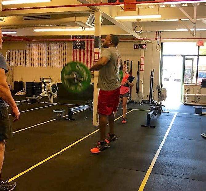 MP CrossFit Tulsa 042616