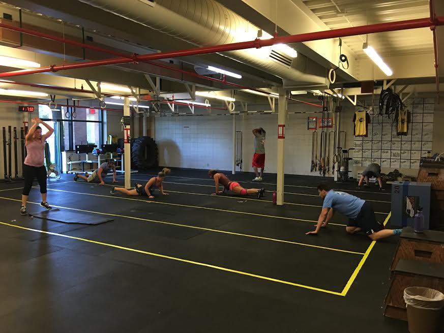 MP CrossFit Tulsa 042816
