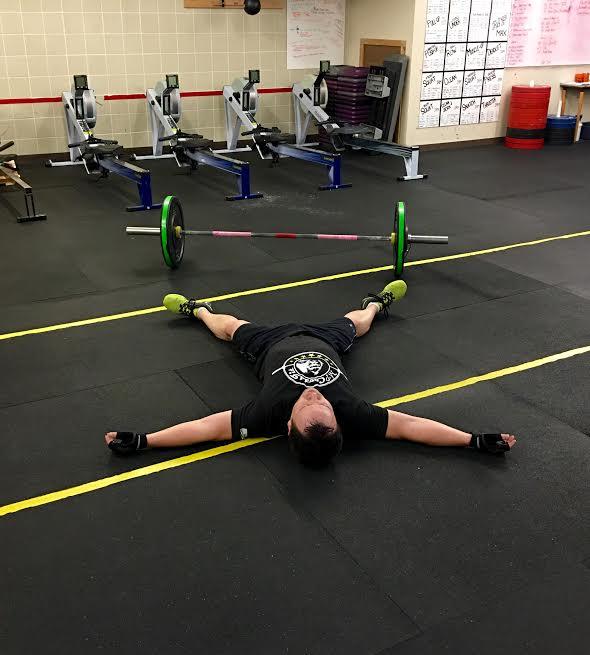 MP CrossFit Tulsa 050516