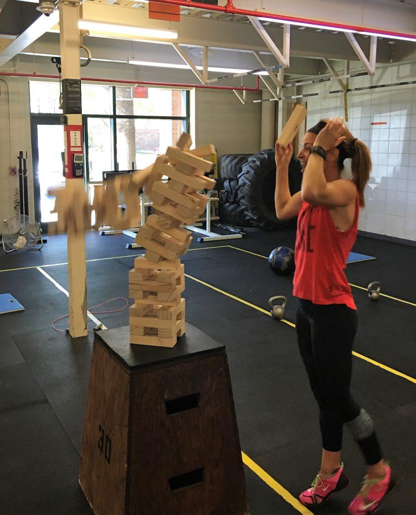MP CrossFit Tulsa 050716