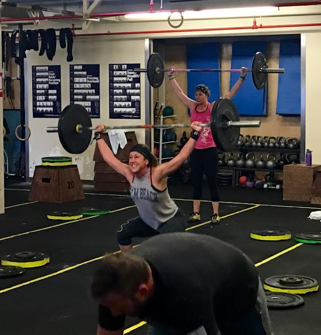 MP CrossFit Tulsa 051116