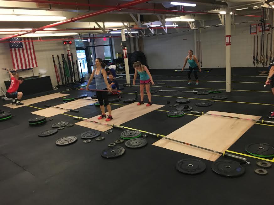 MP CrossFit Tulsa 052016