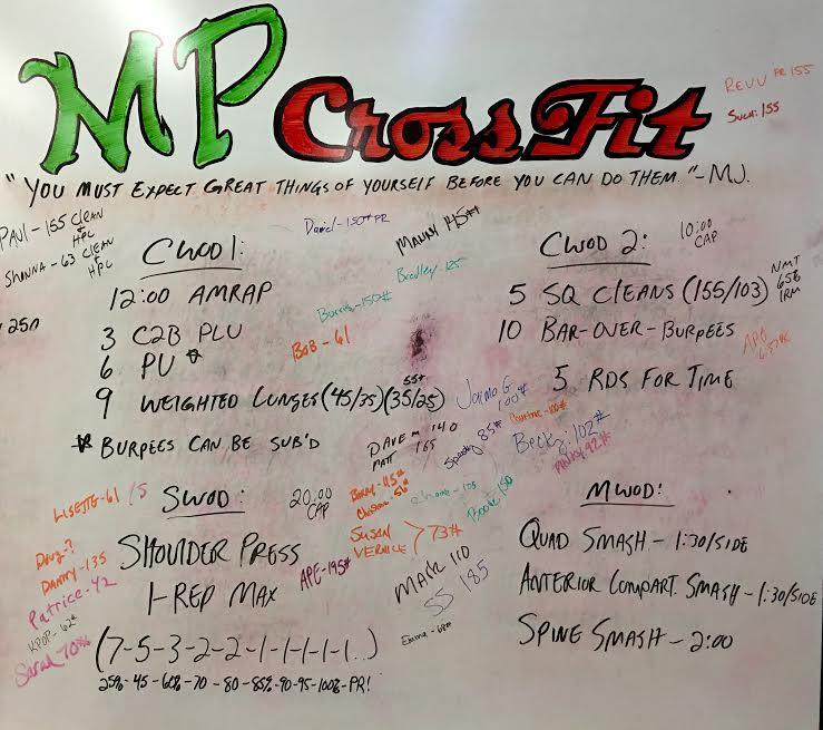 MP CrossFit Tulsa 052416