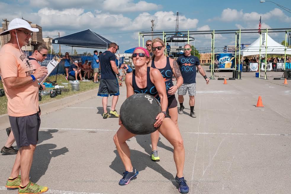 MP CrossFit Tulsa 052516