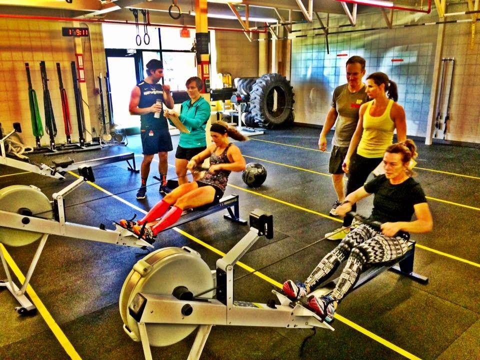 MP CrossFit Tulsa 052716