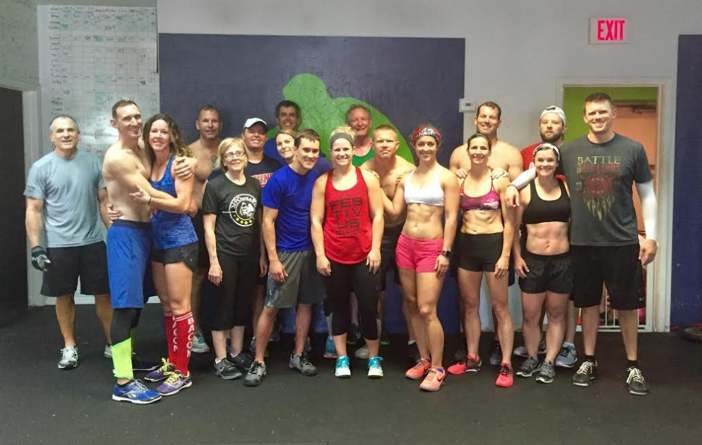 MP CrossFit Tulsa 053116