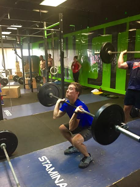 MP CrossFit Tulsa 060116