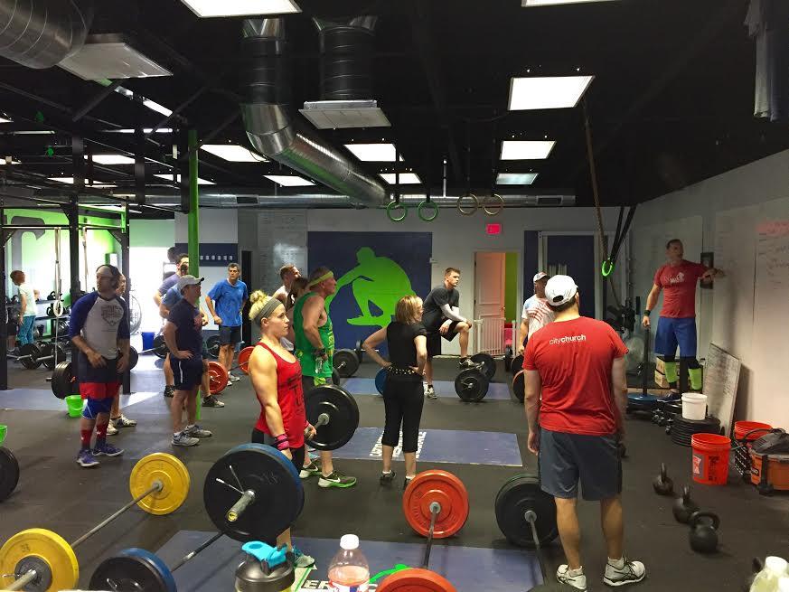 MP CrossFit Tulsa 060616