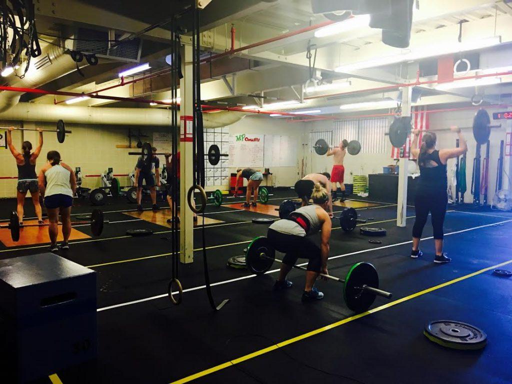 MP CrossFit Tulsa 061516