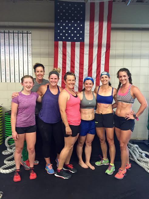 MP CrossFit Tulsa 061816
