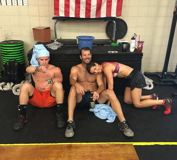 MP CrossFit Tulsa 062416
