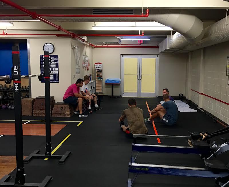MP CrossFit Tulsa 062516
