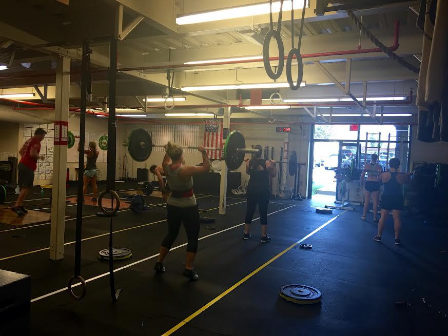 MP CrossFit Tulsa 062716