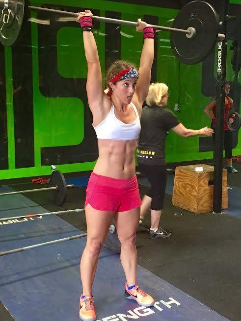 MP CrossFit Tulsa 062916