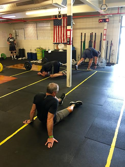 MP CrossFit Tulsa 063016