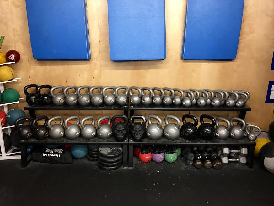 MP CrossFit Tulsa 070616