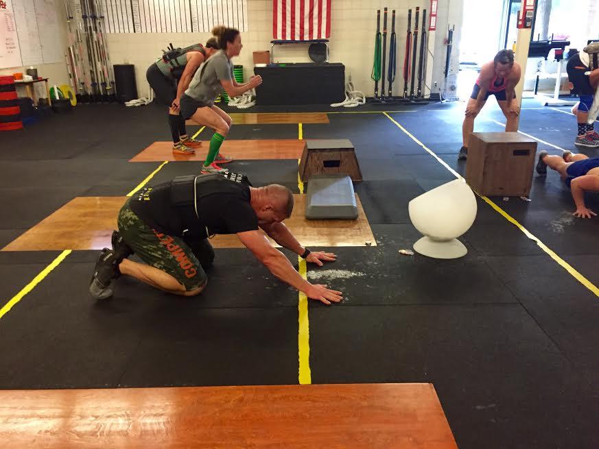 MP CrossFit Tulsa 070716