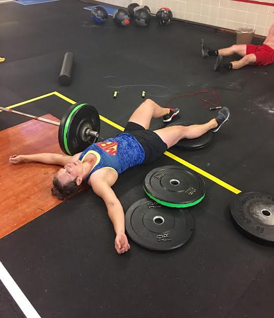 MP CrossFit Tulsa 070916