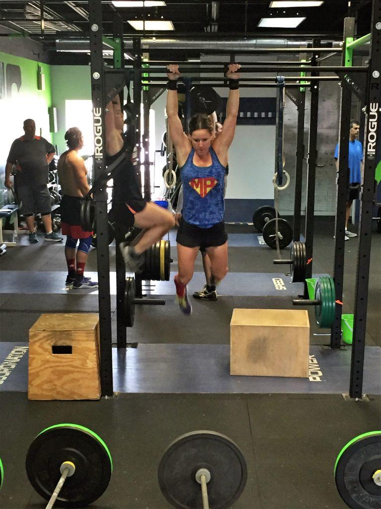 MP CrossFit Tulsa 071615