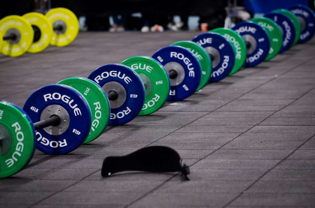 MP CrossFit Tulsa 072116