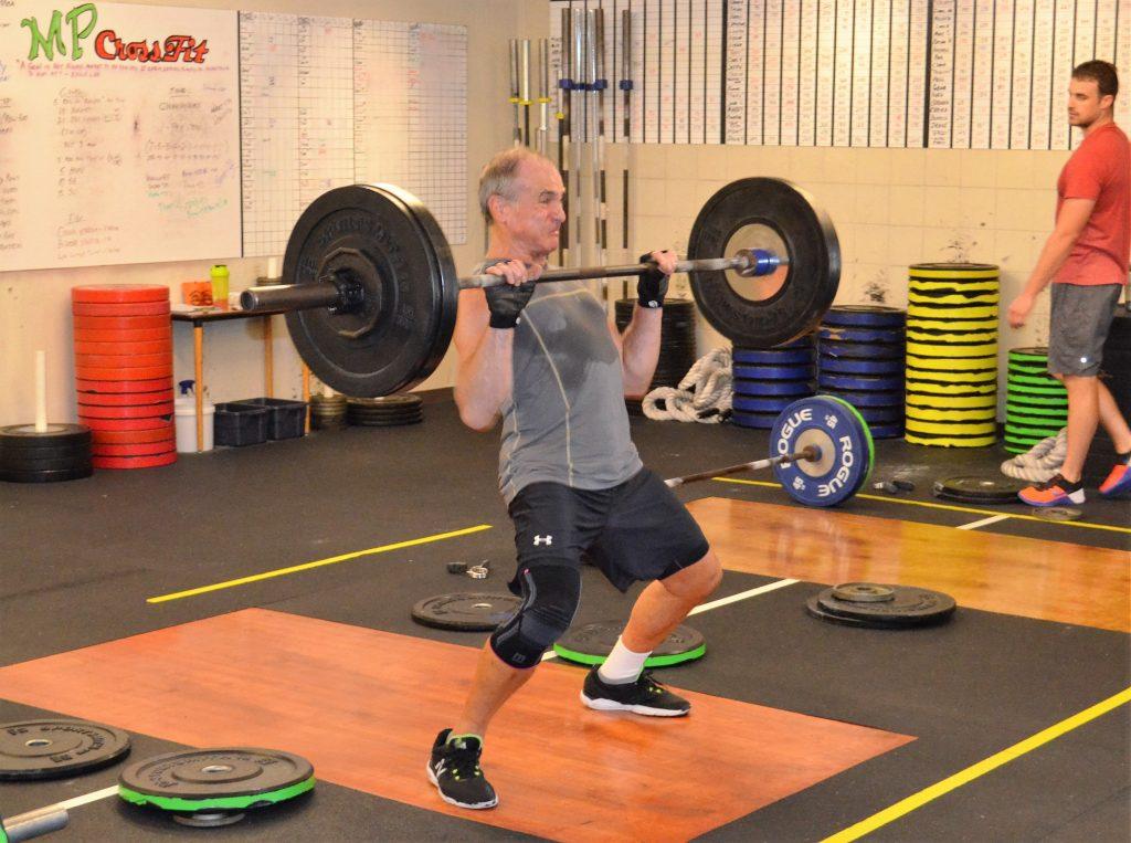 MP CrossFit Tulsa 072216