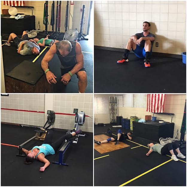 MP CrossFit Tulsa 072616