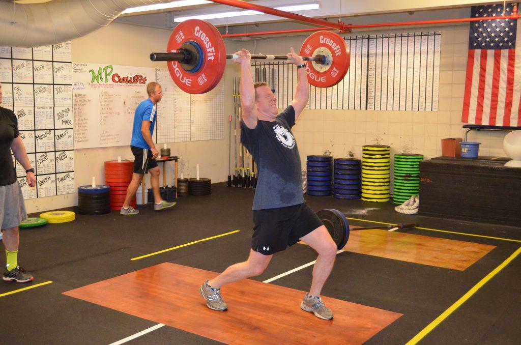 MP CrossFit Tulsa 072716