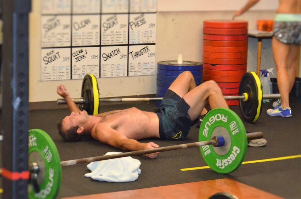 MP CrossFit Tulsa 072816