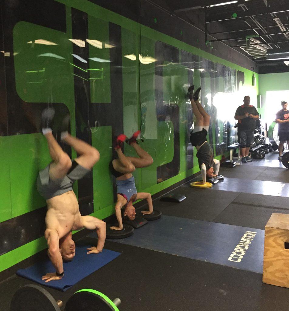 MP CrossFit Tulsa 073016