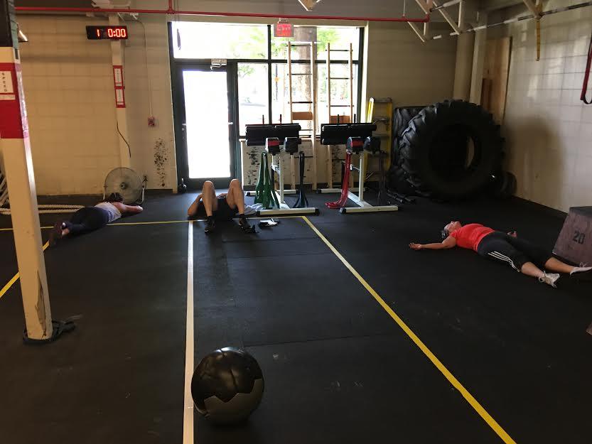 MP CrossFit Tulsa 080416