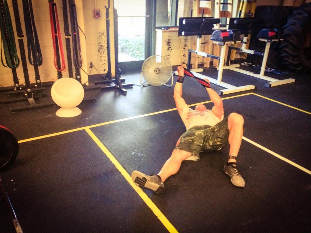 MP CrossFit Tulsa 081116